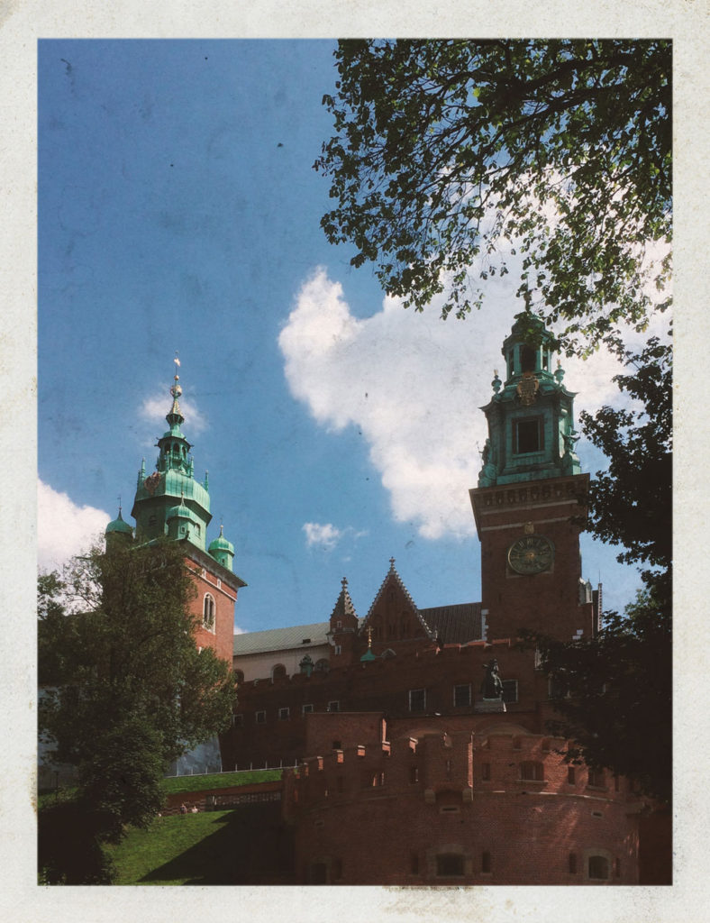 Cracovie - Chateau du Wawel © Valerie Servant