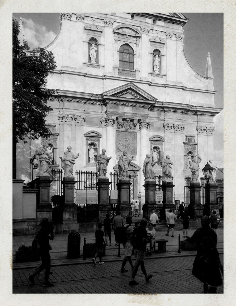 Cracovie - Saint Pierre - Saint Paul - Basilique © Valérie Servant